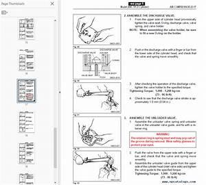 Hino Truck Fd Fe Ff Sg Engine 2002 Pdf Workshop Manual