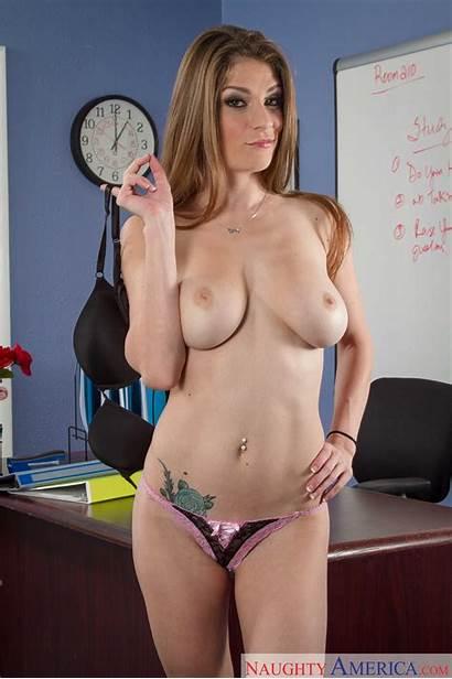 Carter Dillion Naked Posing Teacher Naughty Milf