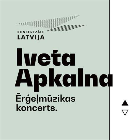 Biļetes uz Iveta Apkalna. Ērģeļmūzikas koncerts Ventspilī ...