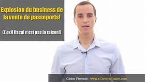 Explosion Du Business De La Vente De Passeport  L U2019exil Fiscal N U2019est Pas La Raison
