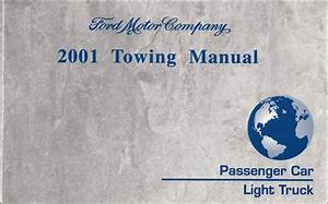 2001 Ford Taurus  U0026 Mercury Sable Wiring Diagram Manual