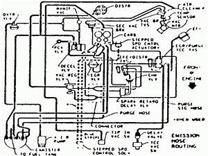 2000 Chevy S10 Blazer Vacuum Diagram