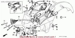 Honda Ct110 Hunter Cub 1986  G  New Zealand    Kph Ms Wire
