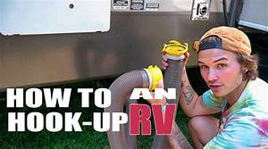 How To Hook Up An Rv