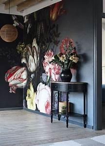 Organic Interior Design: Florals