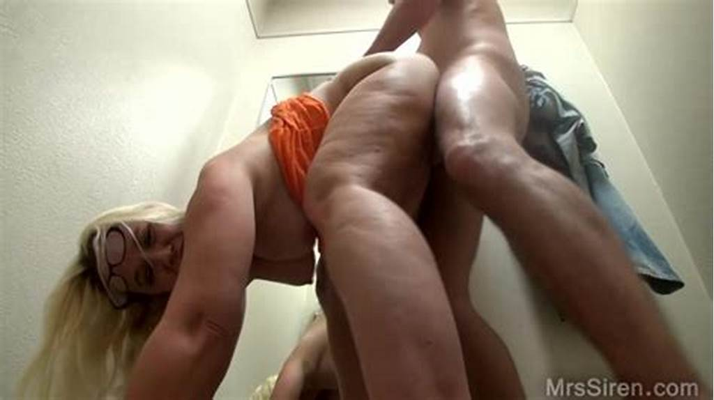 #Wife #Fucks #Hubbys #Friend #In #Dressing #Room