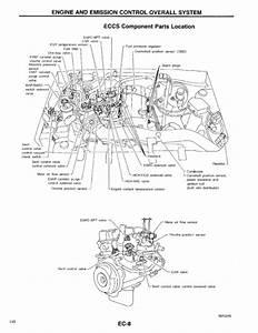 94 95 96 97 Nissan D21 Pickup Hardbody Dash Trim Bezel Wiring Diagram