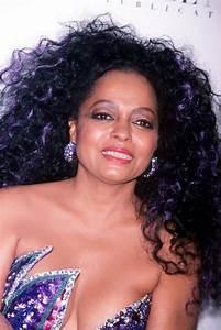Dazzling Divas: Photo Portret Diana Ross