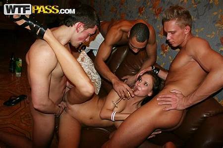 Nude Teen Boobs Party