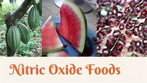 Best Nitric Oxide Foods For Best Sex