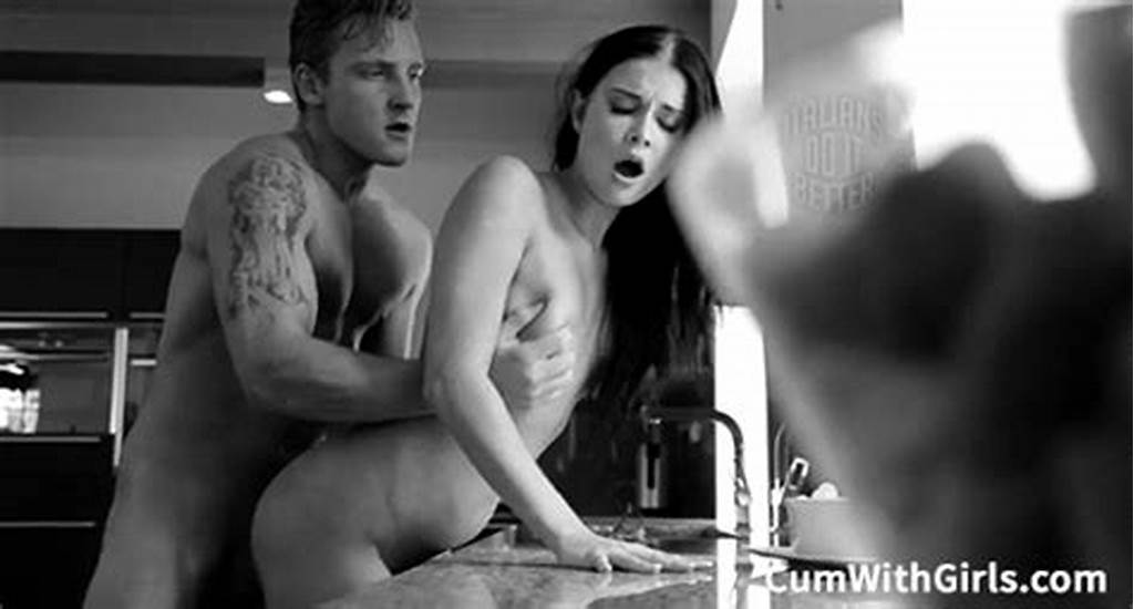 #Babe #Getting #It #Hard #From #Behind #On #The #Kitchen #Counter #November #2018