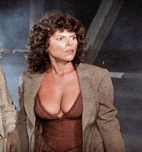 Adrienne Barbeau in Escape From New York | Adrienne ...