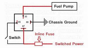 How To Fuel Pump Kill Switch Install