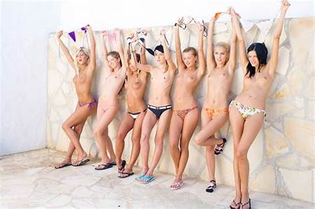 Young Ukrainian Nude Teens