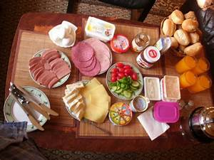 frühstück mit der familie halal kochen