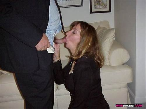 Lonely Cougar Cumshot With A Stranger