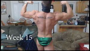 3 Month Steroid Transformation Outlaw Bodybuilding