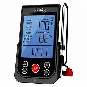 Funk Thermometer Grill : kingstone grill thermometer funk digital bauhaus ~ Watch28wear.com Haus und Dekorationen