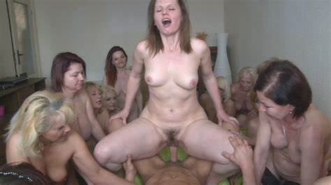 Czech Swinger Engage In Orgy Bang