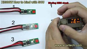 User Guide  X3300w How To Bind With Scu  Bullet   Ammo