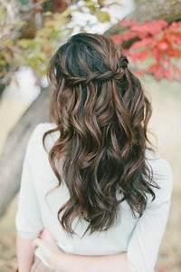Coiffure Simple Femme : 52 id es coiffure faire en 10 minutes pour les filles aux cheveux longs astuces de filles ~ Melissatoandfro.com Idées de Décoration