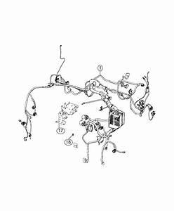 Fiat 500e Wiring  Headlamp To Dash  Mopar  Group
