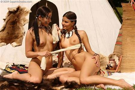 Native Nude Teen American