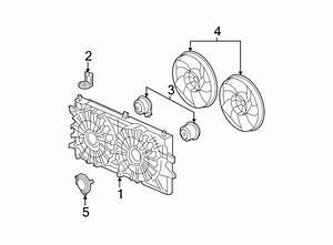 Pontiac Grand Prix Engine Cooling Fan Motor