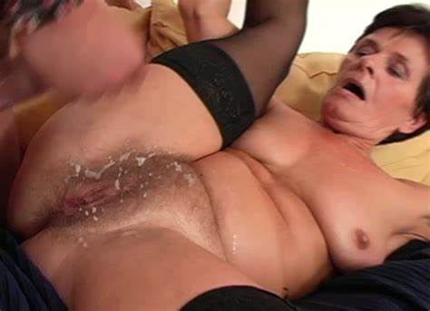 Nasty People Filled Off Large Creampie On Booty @ Jlobster