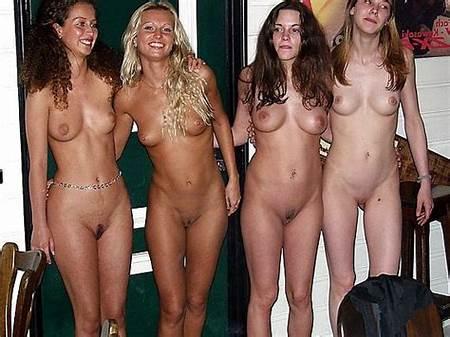 Girls Teenage Party Nude