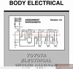 Toyota Car Wiring Diagram Pdf