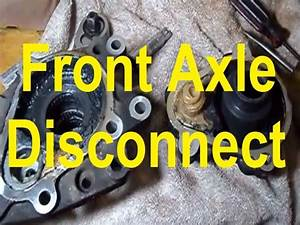 2004 Gmc Envoy Front Differential Diagram