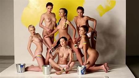 Calendar Nude Teen