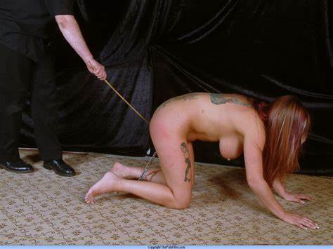 Yoga Submission And Spanking