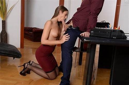 Pantyhose Chick Opens Legs To Get Dick Messy #Suzie #Moss #Enjoys #Hard #Cock #In #Office #Till #Cumshot