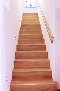 Holzstufen Auf Beton : betontreppen stufen auf beton treppenbau leisen ~ Michelbontemps.com Haus und Dekorationen