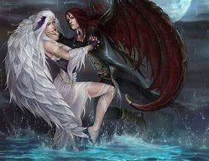 21 best Angel & demon love images on Pinterest