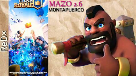 Mazo de Montapuerco 2.6 - YouTube