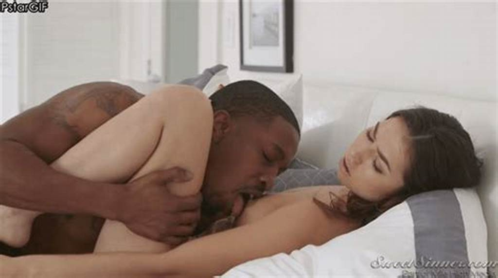 #Melissa #Moore #Sensual #Fucking #With #Black #Cock