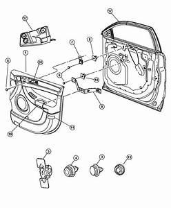 Pacifica Rear Seats Diagram