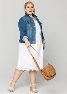 Vetement Pour Femme Ronde : une robe grande taille ronde et alors pinterest ~ Farleysfitness.com Idées de Décoration