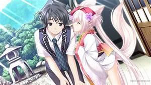 Video X Couple : cute anime couple wallpaper wallpapersafari ~ Medecine-chirurgie-esthetiques.com Avis de Voitures