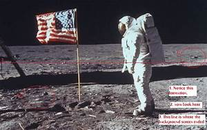 Proof The Moon Landing Is Fake - Picture | eBaum's World