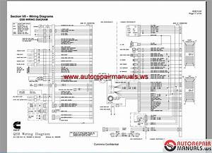 Cummins M11 Ecm Wiring Diagram Sample