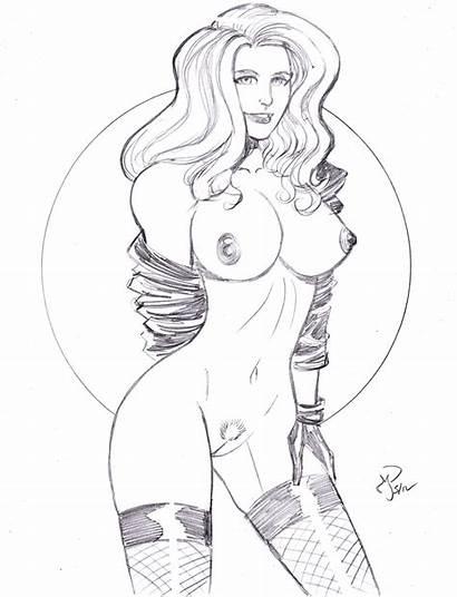 Canary Batgirl Powell Xxx Michael Pussy Busty