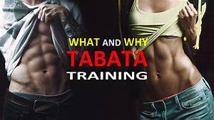 Tabata Training - Bodybuilding Workouts