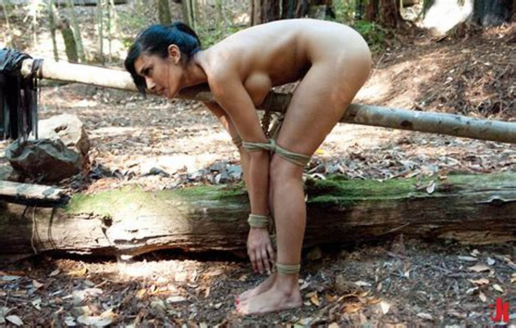 #Naked #Pictures #Humiliation #Extreme #Outdoor #Bondage