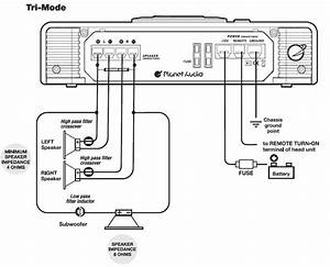 Speaker Crossover Wiring Diagram Dcm Kx Series