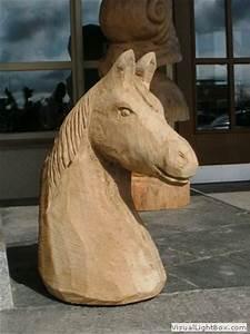 Pferdekopf Aus Holz : kreativholz produkte skulpturen ~ A.2002-acura-tl-radio.info Haus und Dekorationen