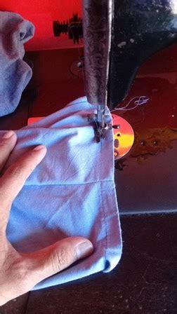 Lingkarkan meteran menempel secara longgar pada. cara membesarkan lingkar pinggang dan pinggul celana kulot